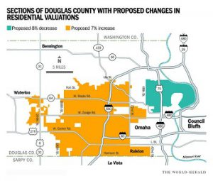 Douglas County Must Raise Property Valuations