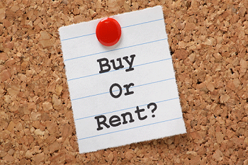Weighing the Rent-Versus-Buy Decision