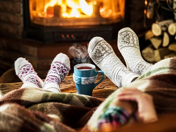 Comes the Cozy Time of Year