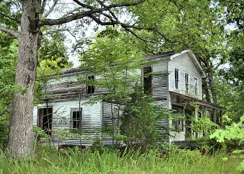 Zombie Homes Sitting Vacant
